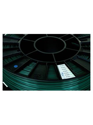 PLA пластик REC 1.75мм зелёный