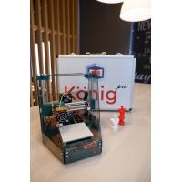 Конструктор для модульной сборки 3D принтера в кейсе
