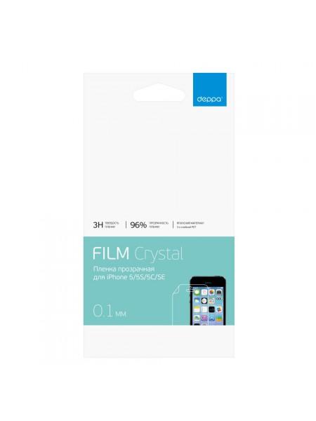Защитная пленка Deppa для iPhone 5/5S