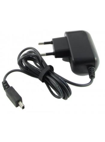 Зарядное устройство Axtel для Motorola V3 mini USB, черный