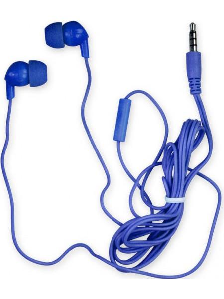 Наушники OLMIO 3.5 синие
