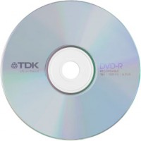 Диск DVD+R Disc TDK 4.7Gb 16x