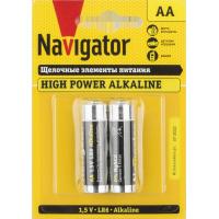 Батарейка пальчиковая АА 1.5B (щелочная)