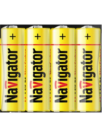 Батарейка пальчиковая АА 1.5B (солевая) /пленка