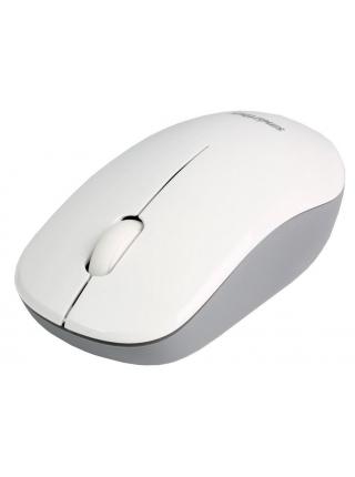 Мышь беспроводная Smartbuy ONE 370 Бело-серая