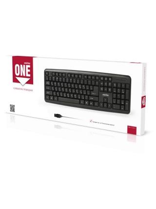 Клавиатура проводная Smartbuy ONE 112 USB