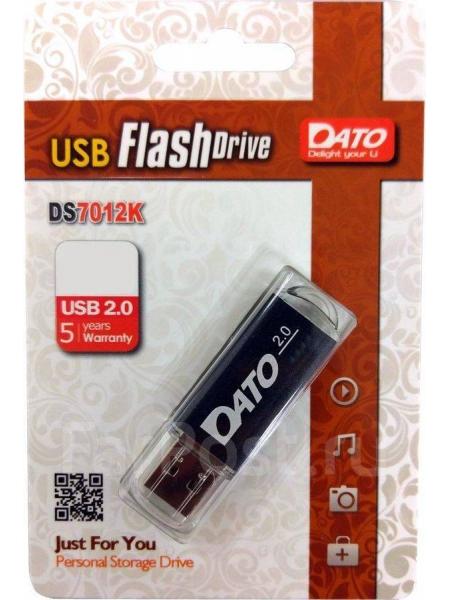 Флешка 8GB Dato, USB 2.0
