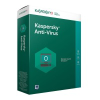 ПО Kaspersky Anti-Virus 2014 Russian Edition. 2-Desktop 1 year Base Box