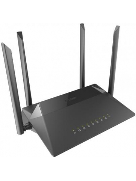 Wi-Fi роутер двухдиапазонный D-Link DIR-842/RU/R1A