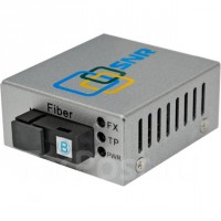 Медиаконвертер 10/100-Base-T Tx/Rx1550/1310nm