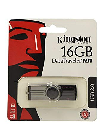 Флешка 16Gb Kingston Data Travel 101G2,USB 2.0