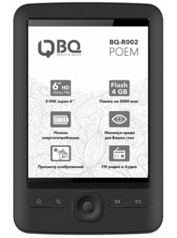 Электронная книга BQ-R002 Poem
