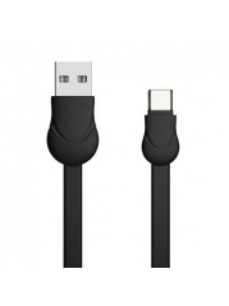 Кабель DF aMAGNET-01 micro USB черный