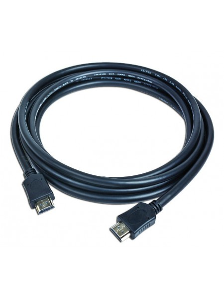 Кабель Defender HDMI to HDMI (19M -19M) ver.1.4b, 2 фильтра, 5м, с позолоченными контактами