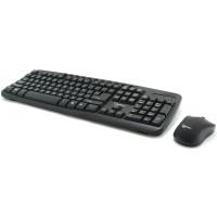 Комплект клавиатура+мышь беспроводная Gembird KBS-7000
