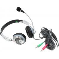 Наушники Defender HN-928 с микрофоном и регулятором громкости