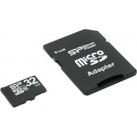 Карта памяти Silicon Power microSDHC Memory Card 32Gb
