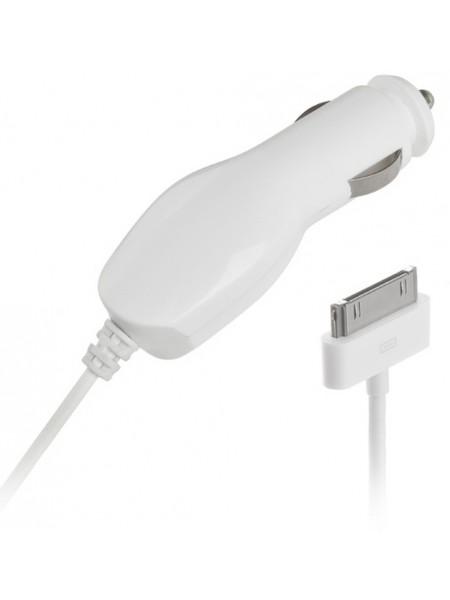Автомобильное зарядное устройство teXet для Apple 30-pin iPhone 3G/4 2100 mA