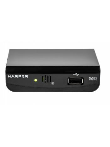 Ресивер для цифрового ТВ Harper HDT2-1030