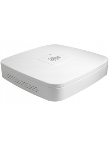 IP Видеорегистратор DAHUA DHI-NVR2104-P-4KS2 4 - канальный
