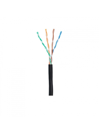 Кабель UTP 4PR 4x2x24AWG cat5e OUTDOOR