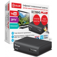 Ресивер D-Color DC700HD DVB-T2