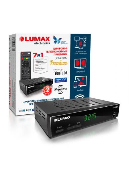 Ресивер для цифрового ТВ Lumax DV3215HD