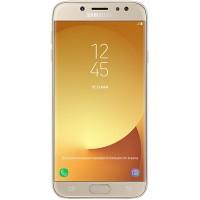 "Смартфон Samsung Galaxy J7 (2017) SM-J730 16Gb золотистый моноблок 3G 4G 2Sim 5.5"" 1080x1920 Android 7.0 13Mpix 802.11abgnac BT GPS GSM900/1800 GSM1900 TouchSc MP3 microSD max256Gb"