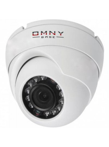 IP камера антивандальная OMNY miniDome2M-12V