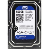 Жесткий диск Western Digital Blue 500 Гб WD5000AZRZ SATA